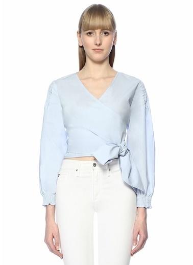 Glamorous Bluz Mavi